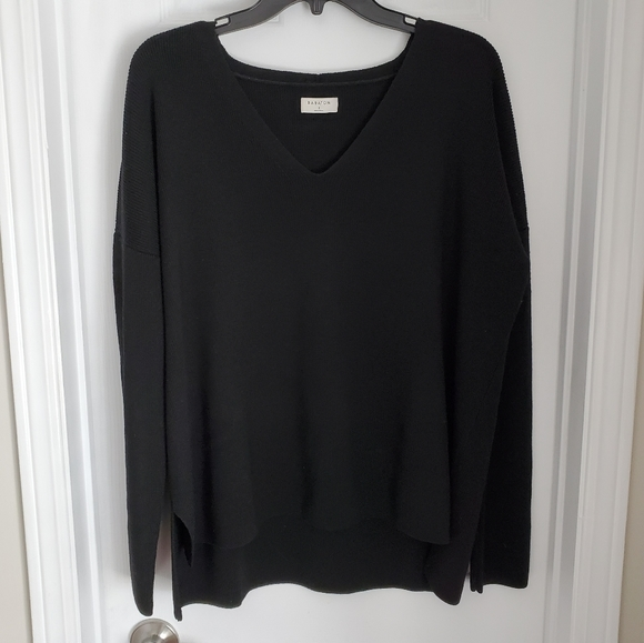 100% Merino Wool EUC Babaton Black Sweater